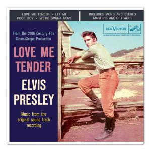 Elvis Presley Love Me Tender FTD CD