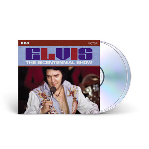 Elvis The Bicentennial Show (2-disc) FTD CD