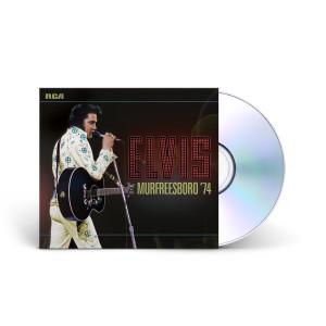 Elvis Presley: Murfreesboro '74 FTD CD