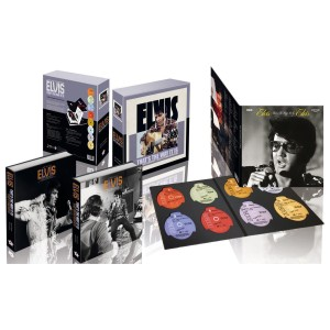 Elvis: That's The Way It Is 50th Anniversary Collector's Edition CD Box Set