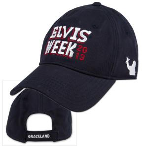 Elvis Week 2013 Adjustable Cap