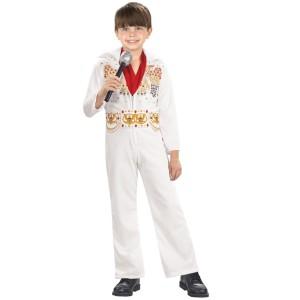 Elvis - Youth Jumpsuit Costume