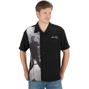 Elvis Memphis Button Down Shirt