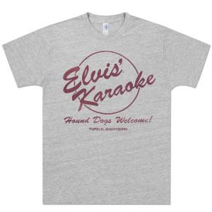 Elvis Karoke T-Shirt