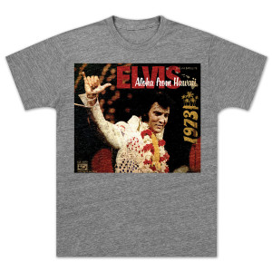 Elvis Aloha from Hawaii 1973 T-Shirt