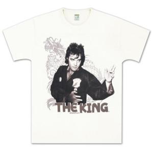 Elvis Fighting King T-shirt