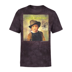 Elvis Country Album T-shirt