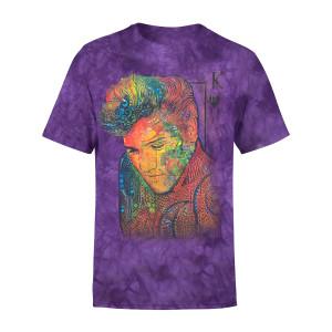Elvis King of Hearts T-shirt