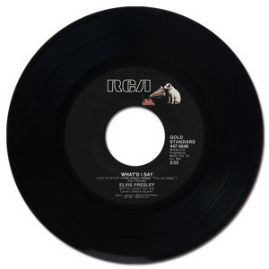 "Elvis - Viva Las Vegas 7"" Single"