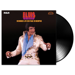 Elvis Recorded Live On Stage In Memphis FTD LP