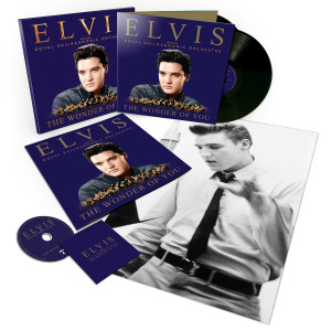 The Wonder of You: Elvis With The Royal Philharmonic Orchestra (Deluxe Edition) CD/2-LP
