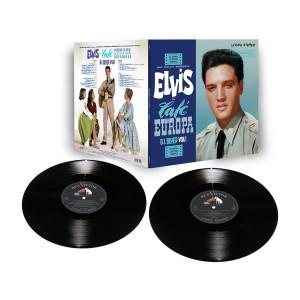 Elvis: Cafe Europa Limited Edition FTD (2-disc) LP