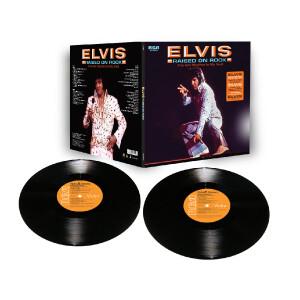 """""""ELVIS: RAISED ON ROCK I've Got Rhythm In My Soul"""" 180 GRAM LTD. ED. (2-LP) FTD"""
