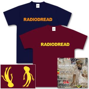 Radiodread CD and Tee Shirt Bundle