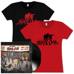 Easy Star All-Stars - Easy Star's Thrillah LP Bundle (Women's)