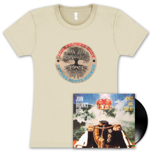 JBB Kings and Queens LP and Ladies Tree T-Shirt Combo
