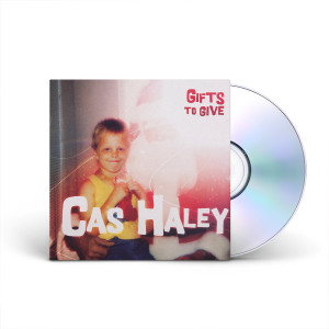 Cas Haley – Gifts To Give EP Digital Download