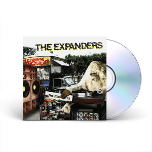 The Expanders – Hustling Culture CD