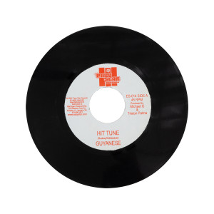 "Half Pint/Guyanese ""Love Potion No.9 / Hit Tune"" Split 7"" vinyl single"