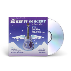Warren Haynes Presents: The 1999 Benefit Concert Volume 1 2-CD Set