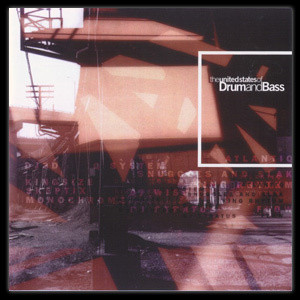 Various Artists - United States of Drum N Bass CD