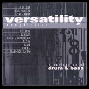 Various Artists - Versatility CD