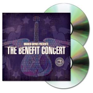 Warren Haynes Presents: The 2002 Benefit Concert Volume 4 2-CD Set