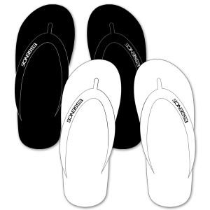 Essence Logo Flip  Flops