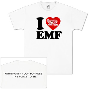 2012 I 'Heart' Essence Music Festival T-shirt