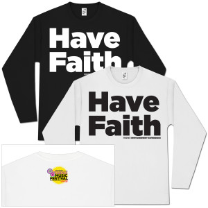 EMF Men's Have Faith Long Sleeve Tee
