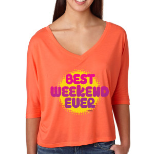 Women's Best Weekend Tee