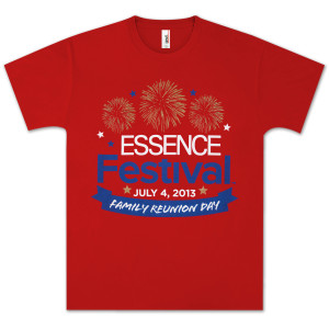 Essence Music Festival Family Reunion Dat Unisex T-Shirt