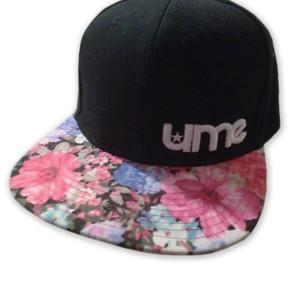 UME Floral Snapback Hat