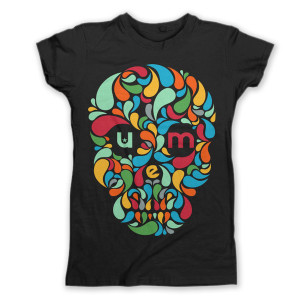 UME Colorful Demise Tee