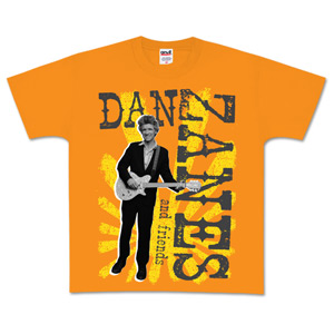 Dan Zanes Sunburst Kid's t-shirt