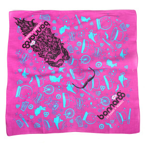 Bonnaroo 2016 15 Years Of Magic Bandana