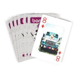 Bonnaroo Playing Cards 15 Years Of Magic
