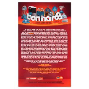 Bonnaroo 2013 VIP Poster