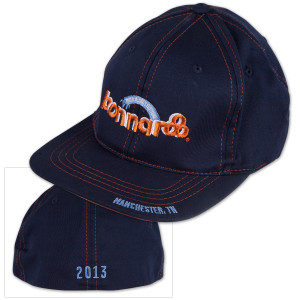 2013 Bonnaroo Flat Bill Hat