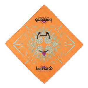 Bonnaroo 2015 Orange Festival Bandana