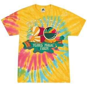 Bonnaroo 2021 Twenty Years of Magic Event Tie Dye