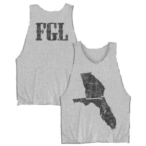 State Map Tank Top