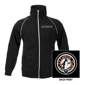 The Official Unleashed Tour Track Jacket
