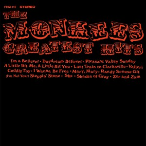 The Monkees - Greatest Hits (180 Gram Audiophile Translucent Gold Vinyl/Limited Anniversary Edition)