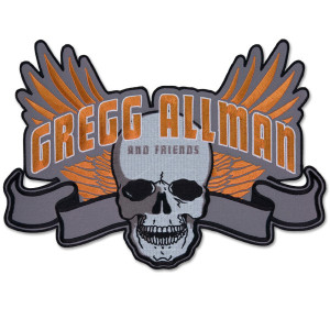 Gregg Allman and Friends Patch