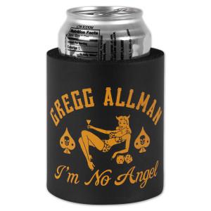 "Gregg Allman Black ""I'm No Angel"" Coozie"