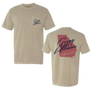 Macon, GA Pocket T-Shirt
