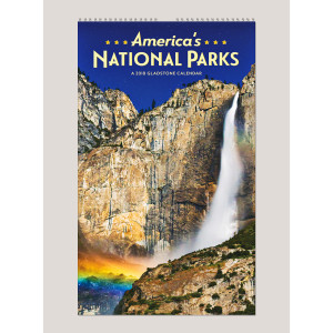 "2018 America's National Parks 12"" x 20"" Big Picture™ Calendar"