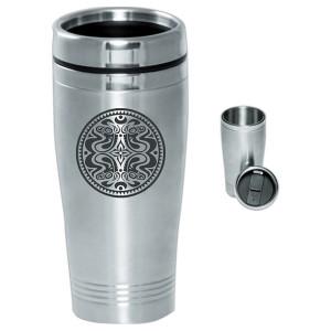 Travel Mug with Dose Logo