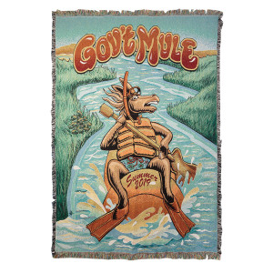 Summer of '19 Throw Blanket